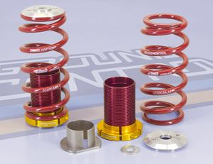 Coilover Conversion kit, BMW 2002 67-76