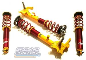 BMW 75-83 320i E21 Complete Coilover Suspension Kit