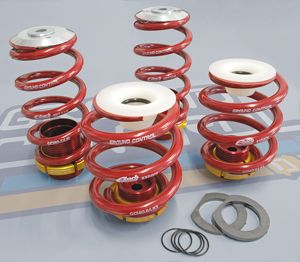 Coilover Conversion Kit, BMW E30 Chassis