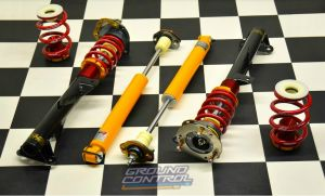 Complete Coilover Suspension, E36 & M3 Street/Touring