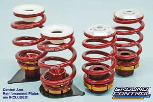Coilover Conversion kit, BMW E46 Chassis (ex. M3, Convertible, XI )