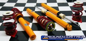 Complete Coilover Kit,  E46 M3 Street