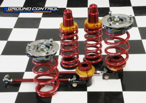 Ground Control Coilover Conversion Kit E9X M3 08-11  w/EDC