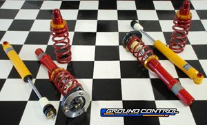 Complete Coilover Kit E90/E92 & 1 Series Street/School Kit