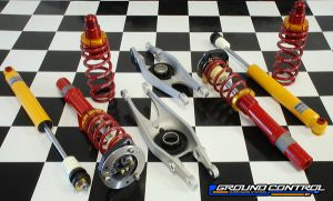 Complete Coilover Kit E90/E92 & 1 Series Street/School Kit (Single Adjustable)