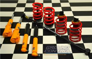 82-92 Chevrolet Camaro/Firebird Weight Jack & Koni Suspension Kit