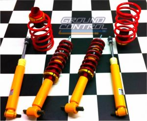 1993-2002 Chevrolet Camaro / Firebird, Coilover Conversion & Koni Suspension Kit