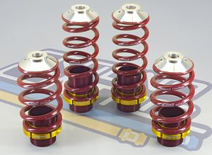 Coilover Conversion Kit, '79-'90 Dodge Omni - (incl. GLH, GLHS, Turbo)