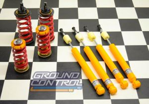 04-08 Chrysler Crossfire / 96-04 Mercedes SLK R170 Ride Height Adjustable Spring Kit w/ Koni Sport Shocks