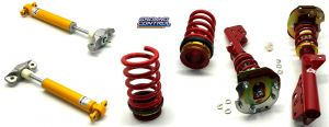2015  Mustang S550 Complete Coilover System