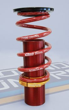 Coilover Conversion kit, 84-87 Pontiac Fiero Rear