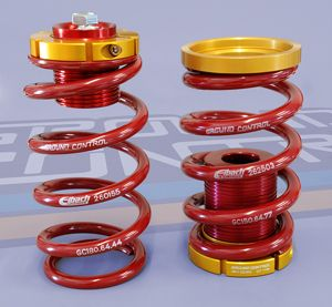 Honda Fit coilover kit