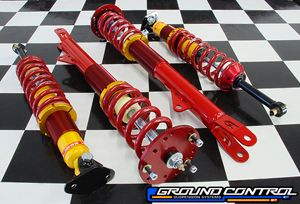 Coilover Conversion Kit - '09 Dodge Challenger - Full Front & Rear