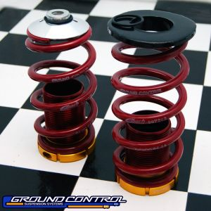 Coilover Conversion kit, Mitsubishi Evo I, II, III