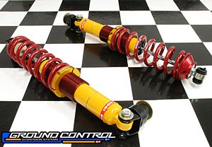 Datsun PL510 Rear Coilover Kit
