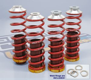 Coilover Conversion kit, 70-74 Datsun 240/260 Z WELD