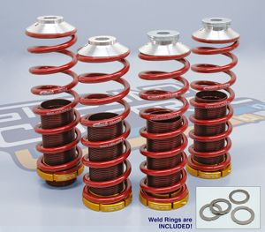 Coilover Conversion kit, 74-78 Nissan 260/280Z not ZX WELD