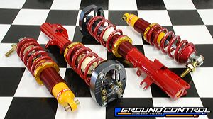 944/924/968 - Complete Front Struts w/Rear C/O Shocks