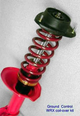 Coilover Conversion kit, 92-99 Subaru Legacy AWD (ex. air suspension)