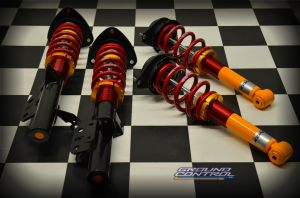 2013 - Current Subaru BRZ / Scion FR-S Street Coilover Suspension Kit