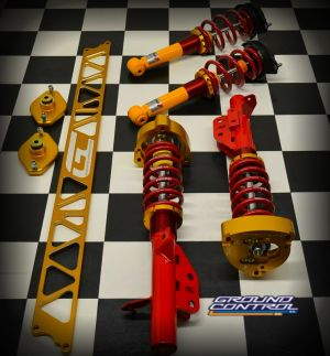 2013 - Current Subaru BRZ / Scion FR-S Sport Coilover Suspension Kit