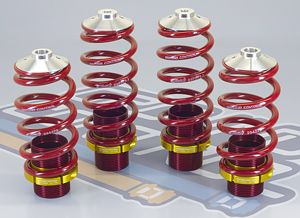 Coilover Conversion kit, 92-95 VW Corrado VR6