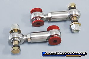 BMW Rear Sway Bar End Link, Adjustable (Pair)