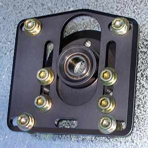 Camber/Caster Plate, 5 Bolt (Pair)