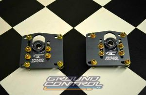 Camber/Caster Plate - '86-'91 RX7 (Pair)