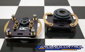 Camber/Caster Plate-RACE-Ford Mustang (2010-14) (Pair)