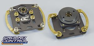 Camber/Caster Plate-RACE-Ford Mustang (2005-2009) (Pair)