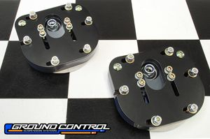 Camber/Caster Plate - '02-'07 WRX Rally (pair) w/reinforcement