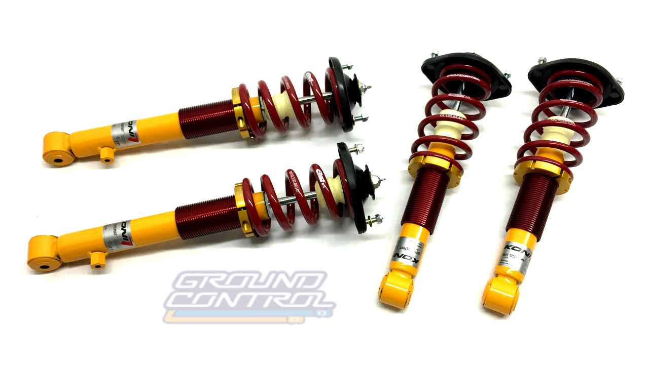 98-05 Mazda Miata NB Complete Ground Control & Koni Suspension System