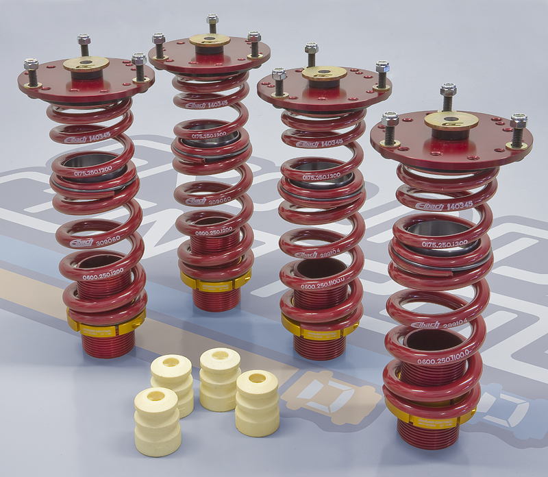 2009 - Current Nissan GTR - Complete Coilover Conversion Kit