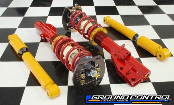 944/924/968 - C/O Struts Camber Plates w/Rear Shocks