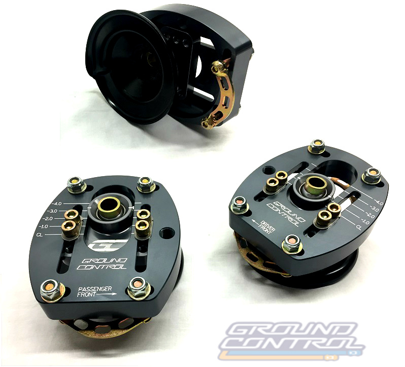 924/944/968 Camber/Caster Plate - Top Mount (Pair)