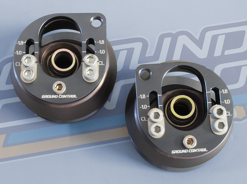 Camber/Caster Plate- VW (MK IV)  A4 Chassis (Pair)