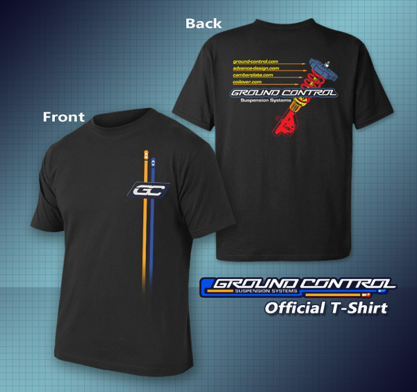 Official Ground Control T-Shirt