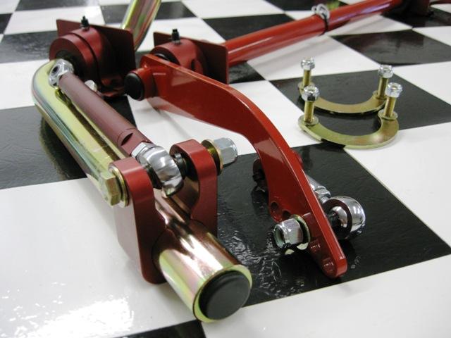 E46M3 Racing Swaybar Set (Front & Rear)