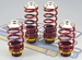 Coilover Conversion kit, 03-07 Toyota Corolla S